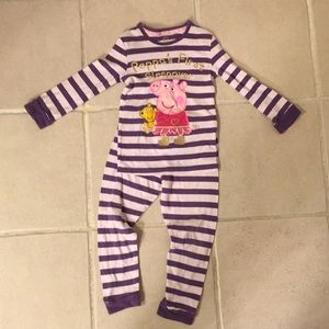 Pappa Pig pjs for girls